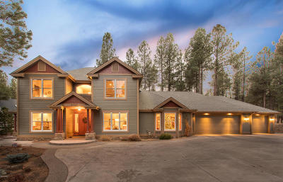 Flagstaff Single Family Home For Sale: 2167 N Fremont Boulevard