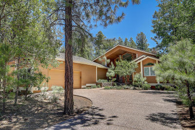 Flagstaff Single Family Home For Sale: 3948 Griffiths