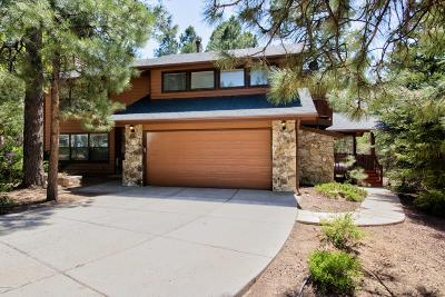 Coconino County Single Family Home For Sale: 4611 E Timber Point Way