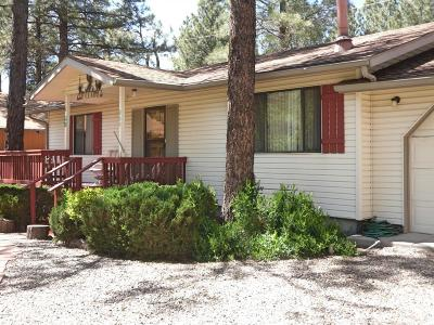 Munds Park Single Family Home For Sale: 940 E Caribou Road