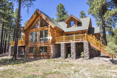 Flagstaff AZ Single Family Home For Sale: $995,000