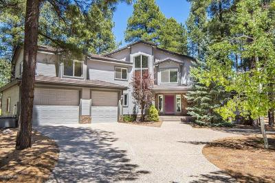 Flagstaff AZ Single Family Home For Sale: $895,000