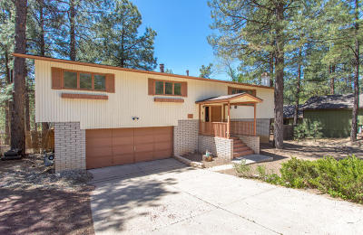 Flagstaff AZ Single Family Home For Sale: $439,000