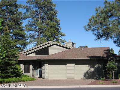 Flagstaff, Bellemont, Munds Park, Parks, Williams Single Family Home For Sale: 2500 N Elk Run Street