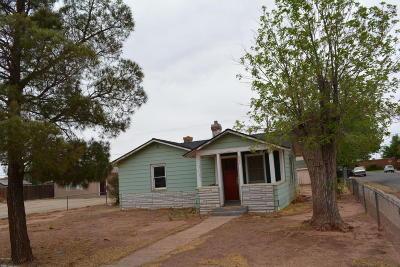 Single Family Home For Sale: 800 N Williamson Avenue