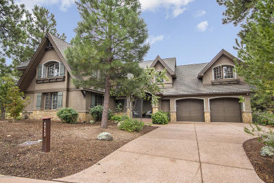 Flagstaff Single Family Home For Sale: 1713 E Solitude Court