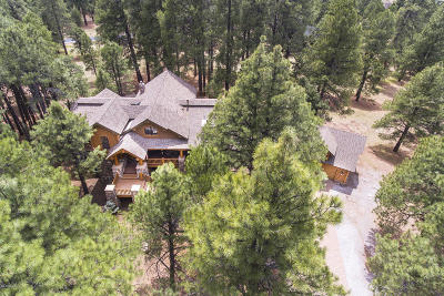 Flagstaff Single Family Home For Sale: 1344 Buckhorn Loop