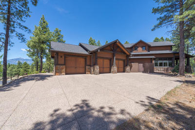 Flagstaff Single Family Home For Sale: 3460 S Clubhouse Circle
