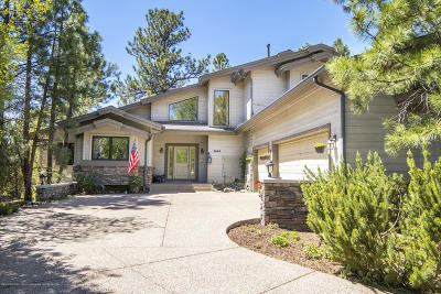 Flagstaff Single Family Home For Sale: 2644 N Sandstone Way