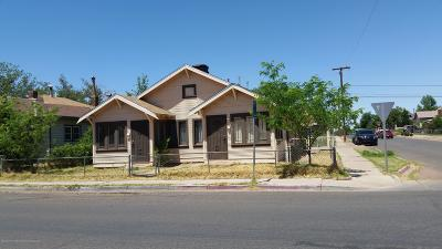 Winslow Multi Family Home For Sale: 619 N Kinsley Avenue