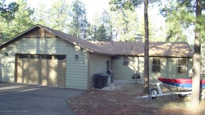 Williams Single Family Home For Sale: 386 S Golden Meadows Trail