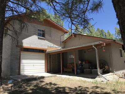 Flagstaff Single Family Home For Sale: 5351 Trout Blvd
