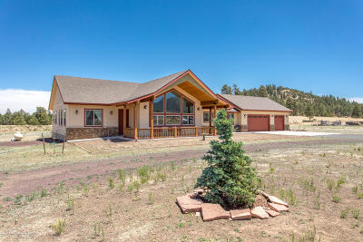 Flagstaff Single Family Home For Sale: 11093 N Lilac Lane