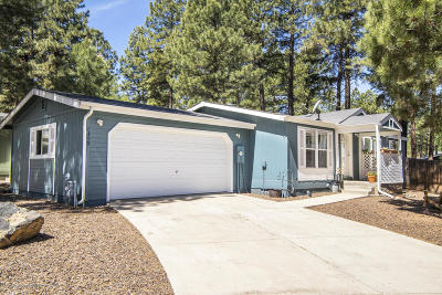 Coconino County Mobile/Manufactured For Sale: 1455 S Union Pacific Street