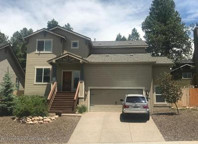 Coconino County Single Family Home For Sale: 4986 S Topaz Road