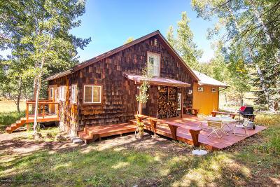 Flagstaff Single Family Home For Sale: 7567 W Fs Rd 9004t