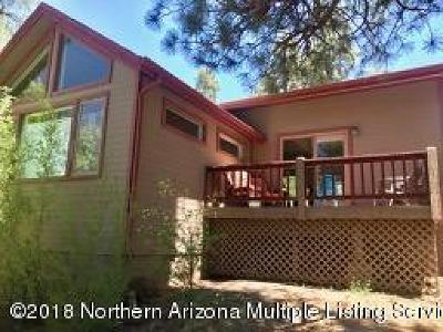 Coconino County Single Family Home For Sale: 1490 W Melissa Drive