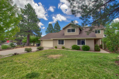 Coconino County Single Family Home For Sale: 2320 N Timberline Road