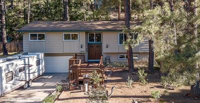 Flagstaff Single Family Home For Sale: 1331 W University Heights Drive N