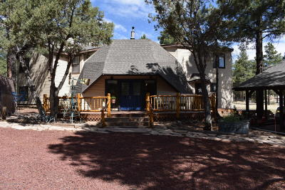 Williams Single Family Home For Sale: 3615 W Deerfoot Trail