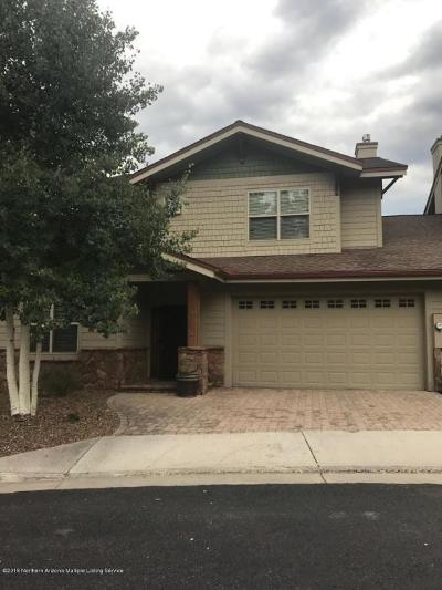 Flagstaff Condo/Townhouse For Sale: 1382 E Sundrop Lane