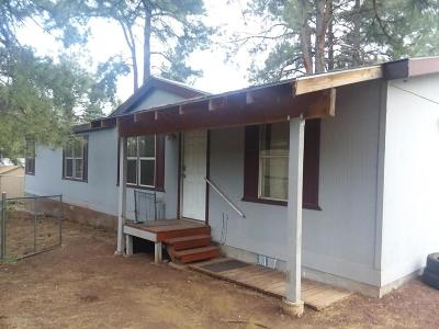 Flagstaff Mobile/Manufactured For Sale: 2421 Tishepi Trail