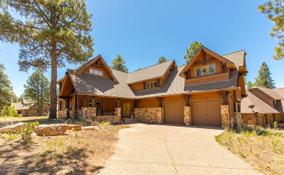 Flagstaff Single Family Home For Sale: 1719 E Elysian Court