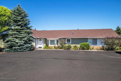 Flagstaff Single Family Home For Sale: 8345 Acacia Drive