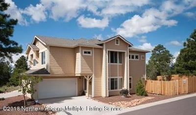 Flagstaff Condo/Townhouse For Sale: 1177 N Flowing Springs Trail