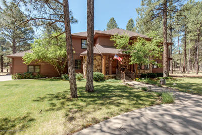Flagstaff AZ Single Family Home For Sale: $1,249,000