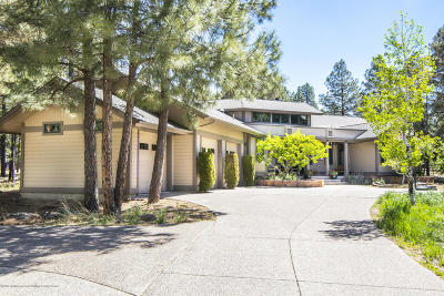 Flagstaff Single Family Home For Sale: 1721 Doc Fronske