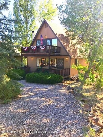 Munds Park Single Family Home For Sale: 17400 Big Sky Drive