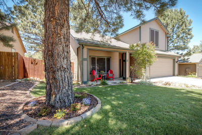 Single Family Home For Sale: 870 W Lil Ben Trail