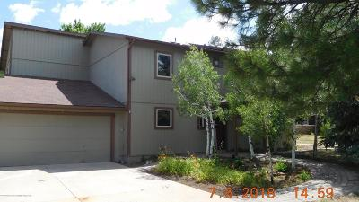 Flagstaff Single Family Home For Sale: 53 Pine Del Drive