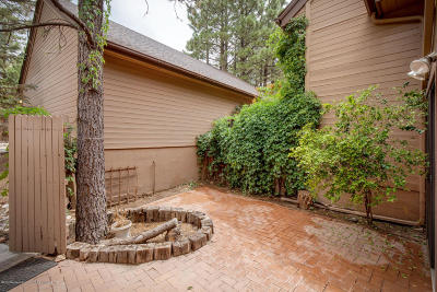 Flagstaff Condo/Townhouse For Sale: 2342 N Whispering Pines Way