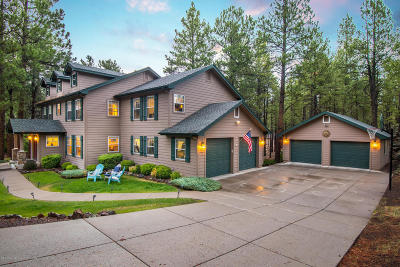 Flagstaff Single Family Home For Sale: 2313 N Fremont Boulevard