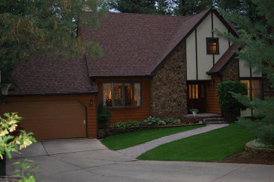 Flagstaff Single Family Home For Sale: 3420 S Moore Circle