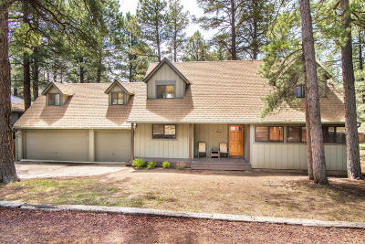 Flagstaff Single Family Home For Sale: 1138 W Shullenbarger Drive