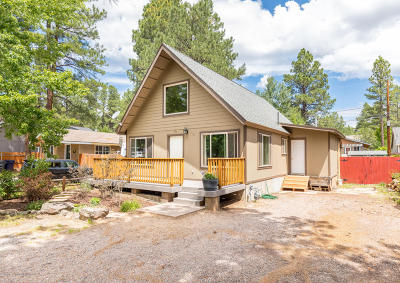 Flagstaff Single Family Home For Sale: 379 Cherokee