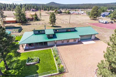 Coconino County Single Family Home For Sale: 868 Crestview Drive