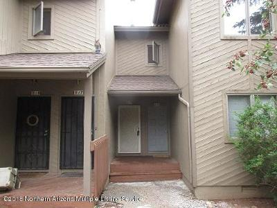 Coconino County Condo/Townhouse For Sale: 2821 N Walnut Hills Drive #19