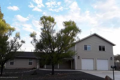 Single Family Home For Sale: 6150 Peaks Parkway
