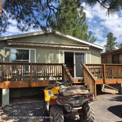 Coconino County Mobile/Manufactured For Sale: 1144 E Cougar Street