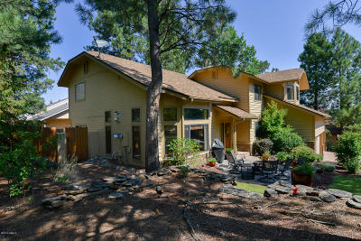 Coconino County Single Family Home For Sale: 933 N Fox Hill Road