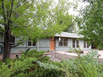 Flagstaff Single Family Home For Sale: 1075 N Manzanita Way