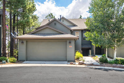 Flagstaff Condo/Townhouse For Sale: 3860 S Brush Arbor #14d