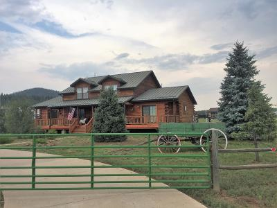 Flagstaff Single Family Home For Sale: 6875 N Greene Lane