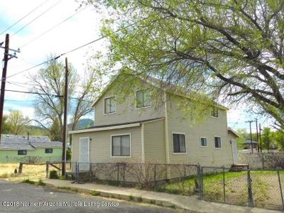Williams Single Family Home For Sale: 308 S 5th Street