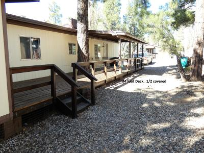 Coconino County Mobile/Manufactured For Sale: 1155 Caribou Road