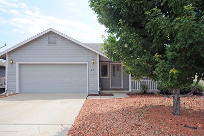 Flagstaff Single Family Home For Sale: 811 W Lone Star Trail